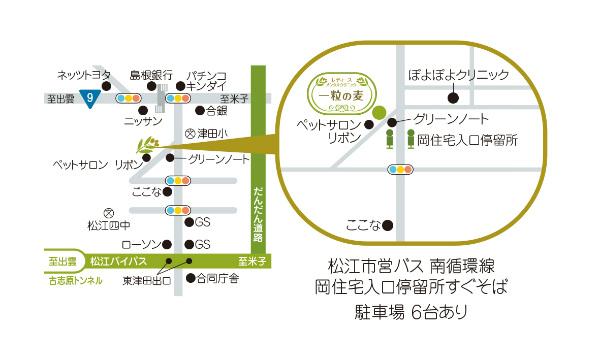 レディースメンタルクリニック様-MAP
